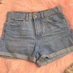 Topshop Rosa Shorts
